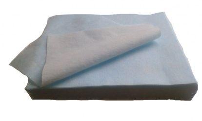Jednorázová žínka DUO 20 x 25 cm - 50 ks