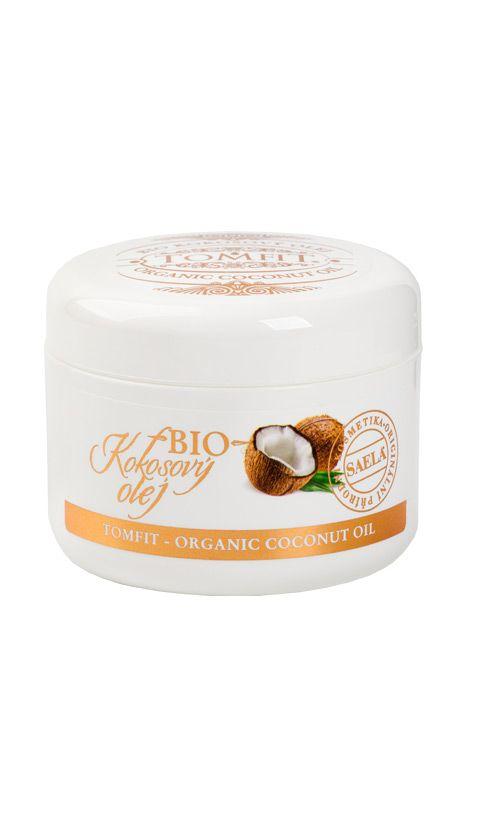 AKCE - TOMFIT BIO masážní kokosový olej 300 ml - 30% SLEVA SAELA s.r.o.