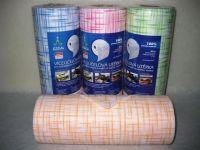 Víceúčelová utěrka - netkaná textilie - barevná