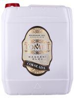 Masážní olej TOMFIT - čokoláda 5 l