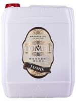 Masážní olej TOMFIT - jasmín 5 l