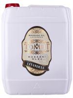 Masážní olej TOMFIT - levandule 5 l