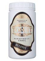 Parafínový zábal TOMFIT - bylinný 500 g