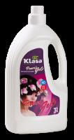 Prací gel na barevné prádlo - KLASA pro vaši domácnost - 3l