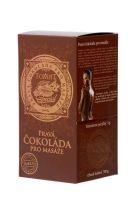 TOMFIT Pravá čokoláda pro masáže 700g