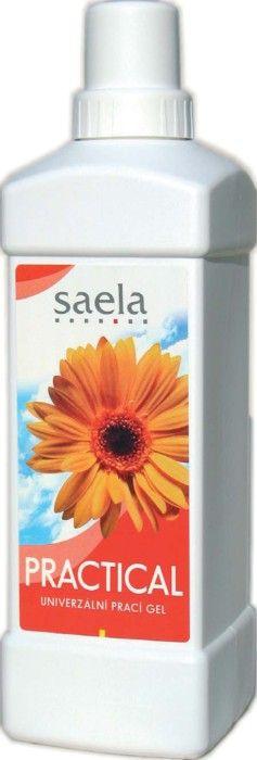PRACTICAL - univerzální prací gel 1 l SAELA s.r.o.