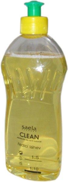 Ředící láhev - CLEAN - 500 ml SAELA s.r.o.