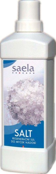 SALT - regenerační sůl do myček nádobí 1 kg SAELA s.r.o.